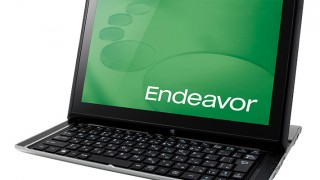 エプソンダイレクトがハイブリッドPC「Endeavor NY10S」を発売