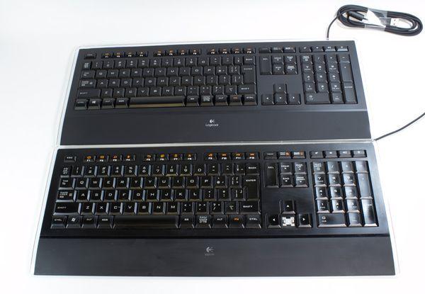 k740(上)とCZ-900(下)の比較。汚れとテカり以外の違いはありませんね