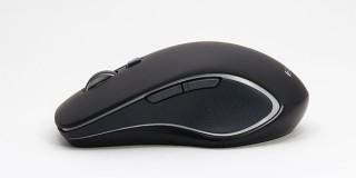 Windows8ボタン搭載のワイヤレスマウス、ロジクール「M560」実機レビュー