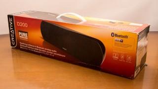 クリエイティブのBluetoothスピーカー「D200」をコストコで購入