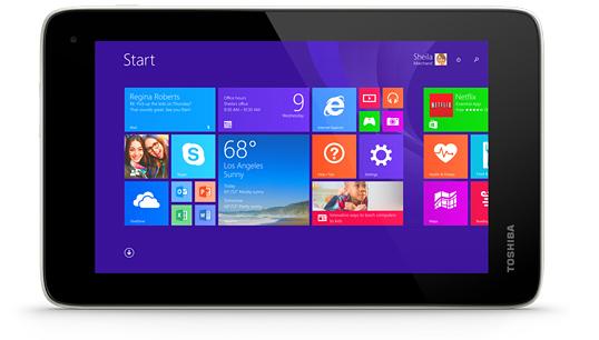 Windows 8.1 with Bingを搭載した119.99ドルの7型タブレット「Encore Mini」