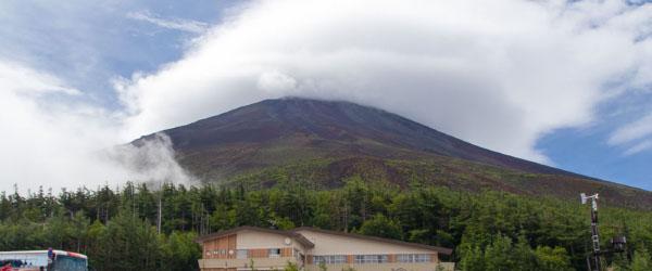 小学4年生の息子と富士登山に挑戦しました!