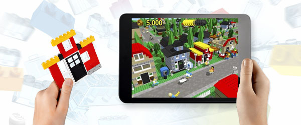 LEGO Fusionがどうやら想像していたモノと違っていた件