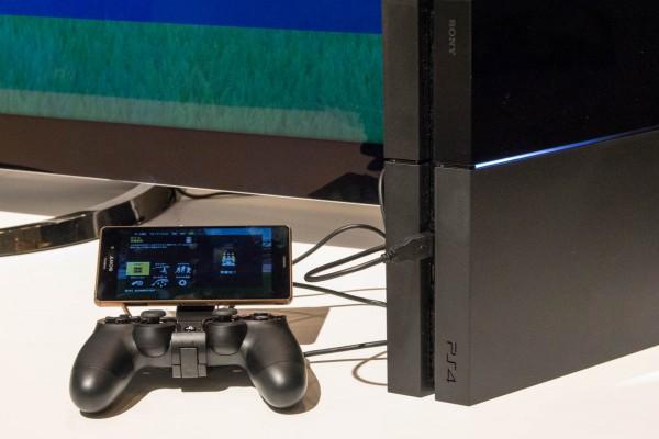 Xperia Z3をPS4のセカンドスクリーンとして利用できる