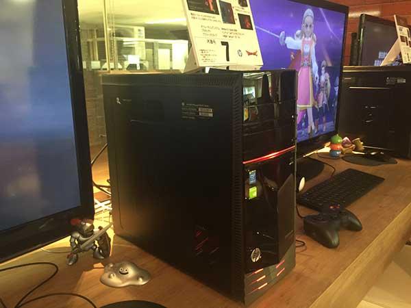 「HP ENVY Phoenix 810-480jp/CT」はCore i7-4790+Geforce GTX 760を搭載
