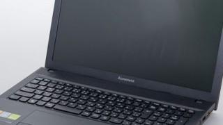 実売4~5万円台の格安PC「Lenovo G500」外観レビュー