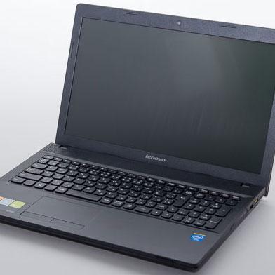 実売4~5万円台の格安PC「Lenovo G500」レビューその1:外観編