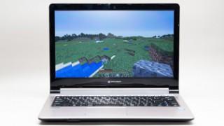 Celeron N2940搭載の格安ノートPCでマインクラフトを快適に遊べるか?「LuvBook B」でチェック!