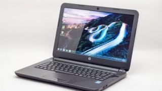 最安3万6800円の激安ノートPC「HP 14-r200」の本体デザインをチェック!