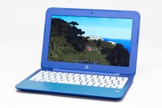 HP Stream 11でマインクラフトを試す!Celeron N2840でどこまで動くのか!?