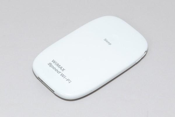 WiMAX専用モバイルルーター「URoad Aero」