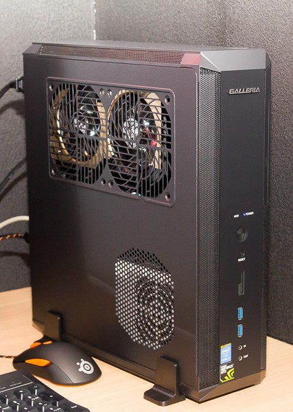 GTX 970搭載の「GALLERIA SF」