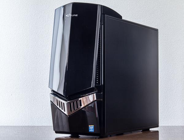 マウスコンピューターの「黒い砂漠」推奨パソコン「NEXTGEAR i640PA5-SP-BDO」