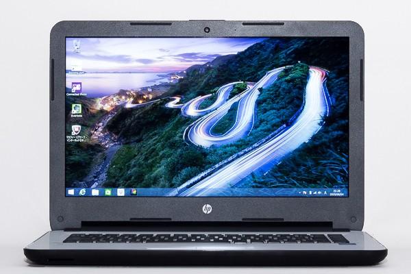 CPUにCeleron N3050を搭載した14型ノートパソコン「HP 14-ac000」