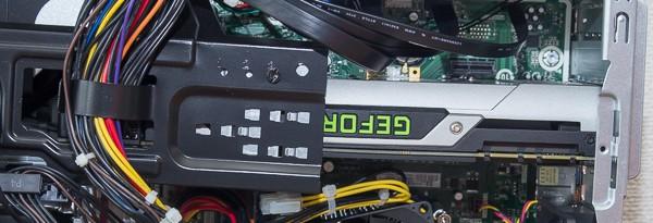 試用機に搭載されていたGeForce GTX 980のボード