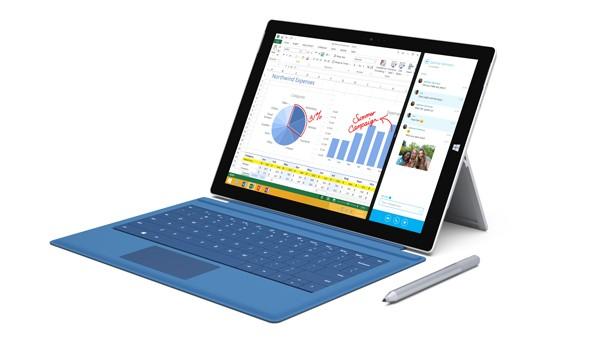 Surface Pro 3の「Surface Pro タイプカバー」