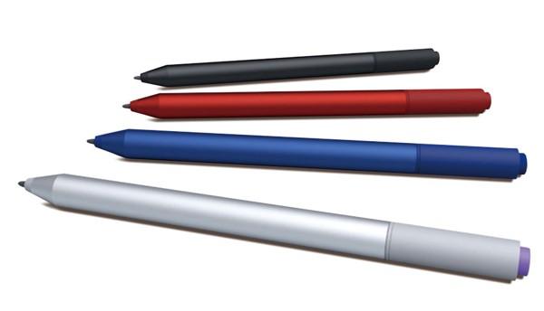 アルミ製ボディの質感が高いSurfaceペン