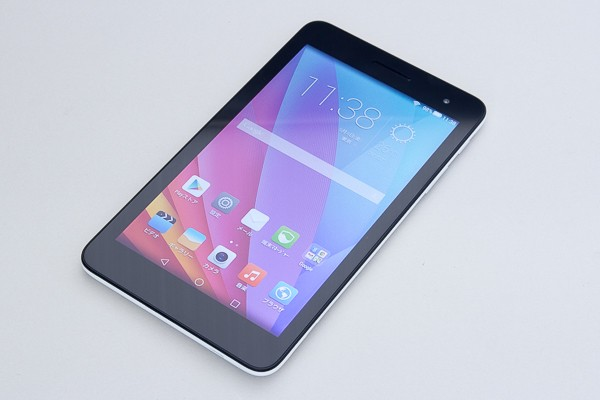Android 4.4&Emotion UI  3.0搭載の7型タブレット「Huawei Mediapad T1 7.0」