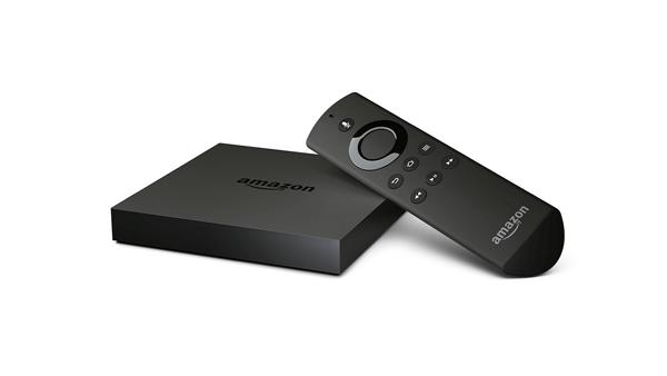 4Kコンテンツの再生に対応する「Amazon Fire TV」