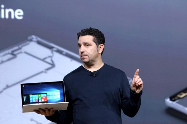 発表会では、MacBook Proに比べて2倍以上パワフルだと説明していました