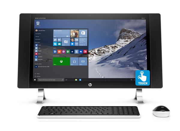 「HP ENVY 24 All-in-One」&「HP ENVY 27 All-in-One」