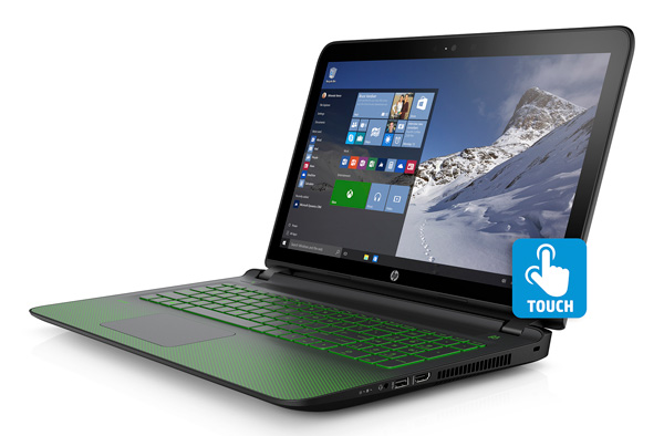 「HP Pavilion 15 Gaming Notebook 」