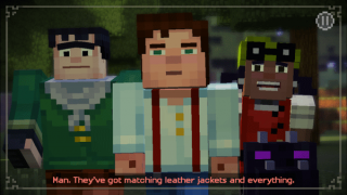 マインクラフト:ストーリーモードはアドベンチャーゲームだった!これはまったく別のゲームだ!