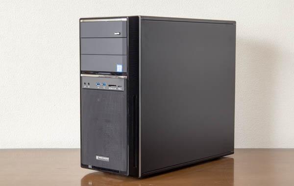 Core i7-6700K+SM951を搭載した