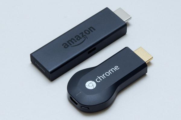 Chromecastとの大きさの違い