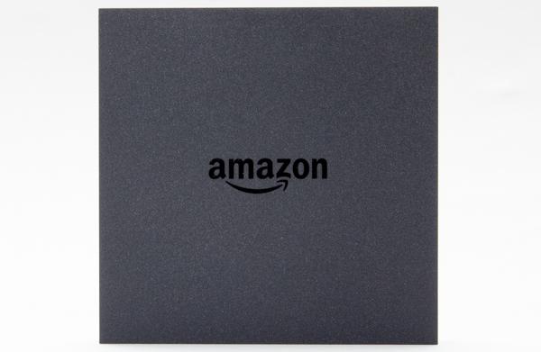 天面部分には、アマゾンのロゴ