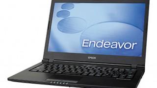 エプソンから13.3型Endeavor NA512Eが登場!1.2kg&8時間駆動で最大16GBメモリー搭載可能