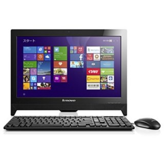 19.5型の一体型デスクトップが最新オフィス付きで4万8400円!-レノボ・ジャパン「Lenovo C260(57331393)」
