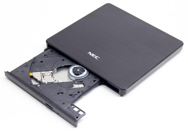 DVDの読み込み/書き込みが可能な外付け光学ドライブ「DVDスーパーマルチドライブ」