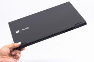 LAVIE Direct HZレビュー! 指でつまめるほど軽い13.3型モバイルノートPCを徹底検証