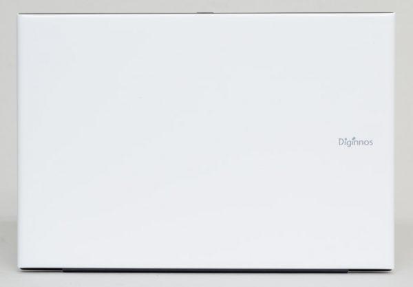 Altair VH-ADのトップカバー。フットプリント(接地面積)は幅340.6×奥行き237mm