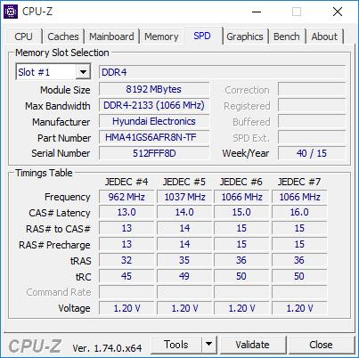 DDR3よりも高速なDDR4規格のメモリーを搭載しています