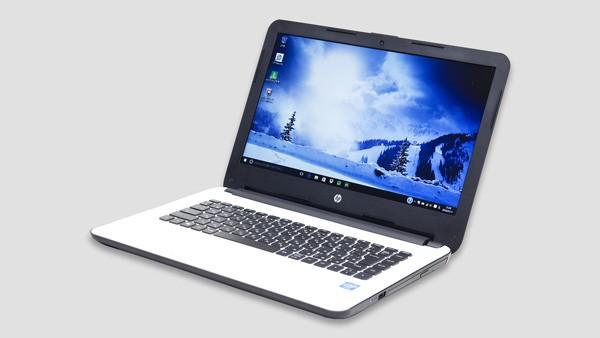 直販価格3万7800円(税別)の激安ノートパソコン「HP 14-ac100」