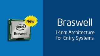 Celeron N3060/Celeron N3710など新ステッピングのBraswellが登場。Celeron N3050との違いは?