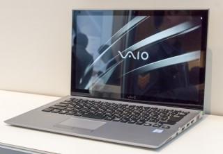 VAIO S13ハンズオンレビュー&スペック解説!タフなビジネスモバイルPCがパワーアップ&名称変更