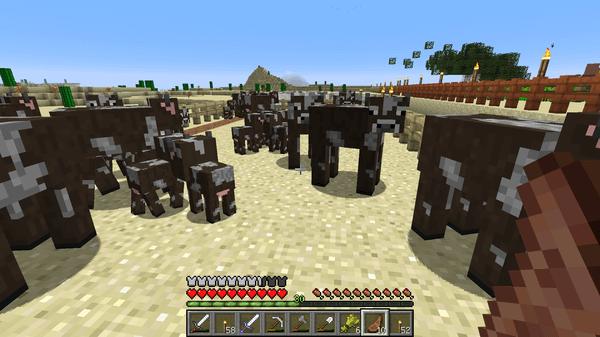 繁殖した牛