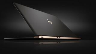 米HPがプレミアムPCの新モデルを発表 世界最薄13.3型クラムシェルノートPC「HP Spectre」など