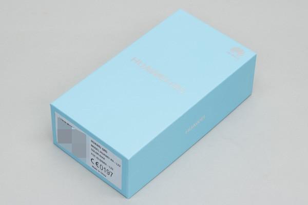 HUAWEI GR5の外箱