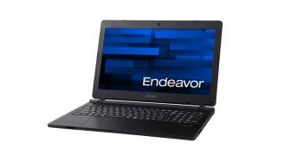 BTO対応! エプソンダイレクトの15.6型ノートPC「Endeavor NJ4000E」