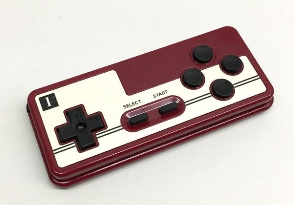 8Bitdo Techの「FC30 GAME CONTROLLER」をBluetooth接続で試してみましたが、やはり反応しませんでした