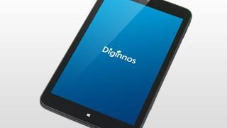 2万円切りの8インチタブレット「Diginnos DG-D08IW2」登場! 既存モデルとの違いは?