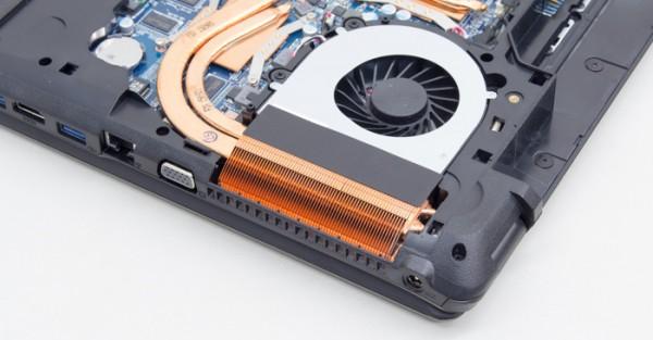 PCの冷却について