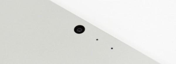 Surface Pro 4はカメラが上部中央にあります