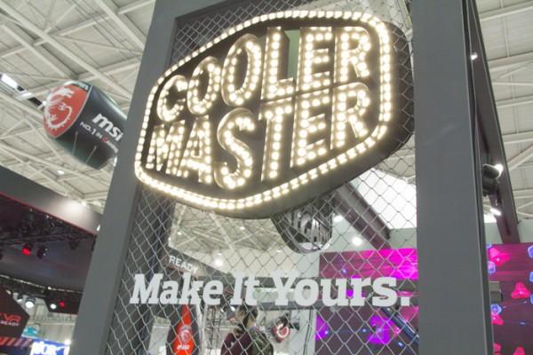 高品質なCPUファンを提供しているCooler Master。筆者も使っています