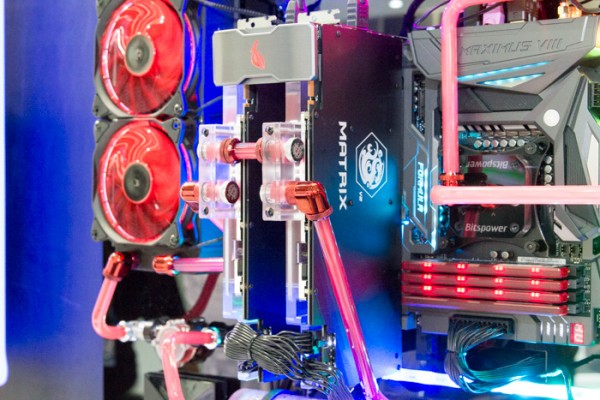 GTX 980 Ti×2の豪華仕様。ストVって、こんなに高いスペックが必要でしたでしょうか?