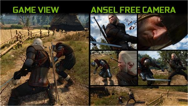 NVIDIAの「Ansel」 ※出店:NVIDIA